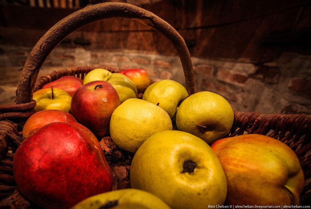 Время собирать яблоки... или как делают Кальвадос