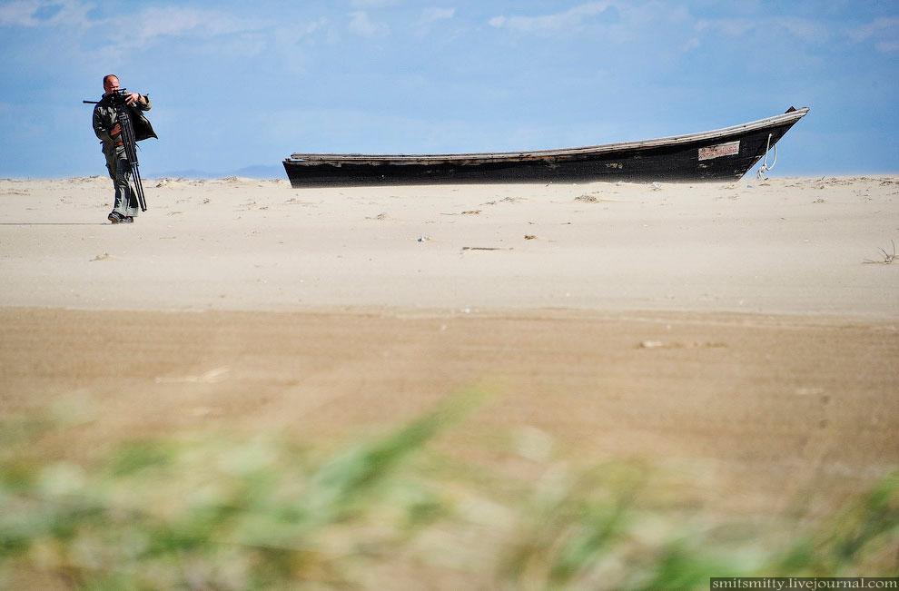 Путешествие в Дальневосточный морской биосферный заповедник