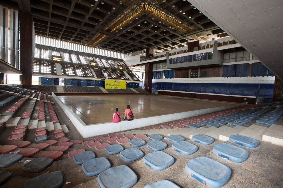 Олимпийский стадион, Пномпень, Камбоджа