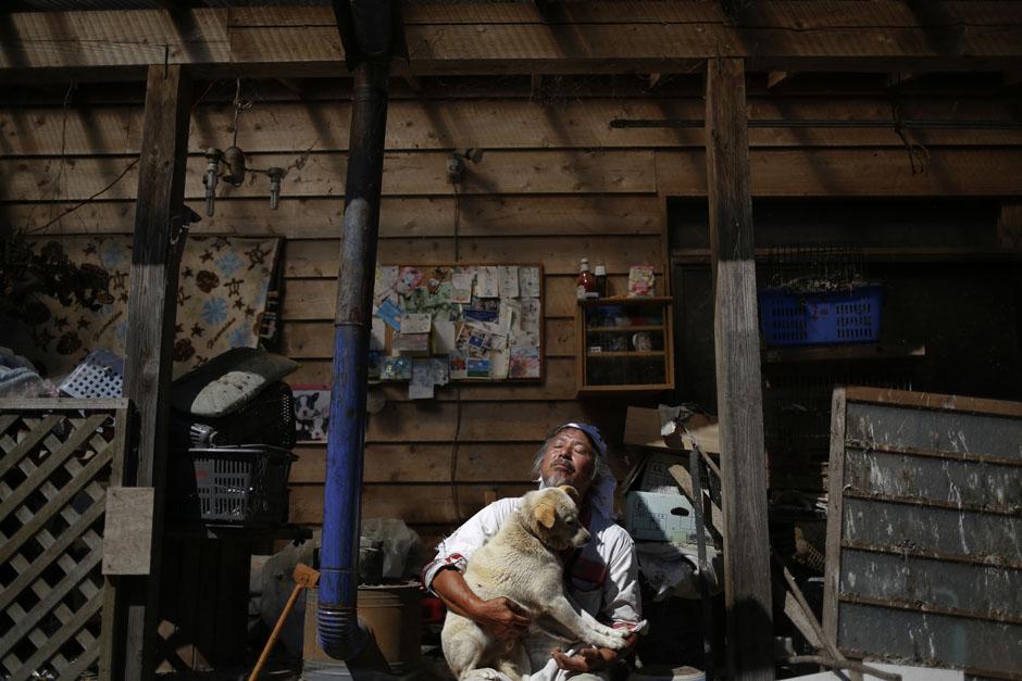 58-летний японец, который отказался покидать зараженную зону отчуждения