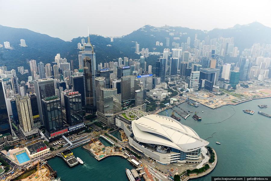 Выставочный Центр Гонконга