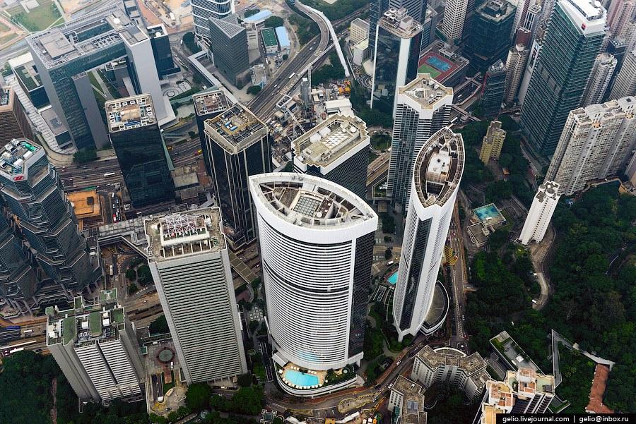 Район станции метро «Admiralty» (MTR)