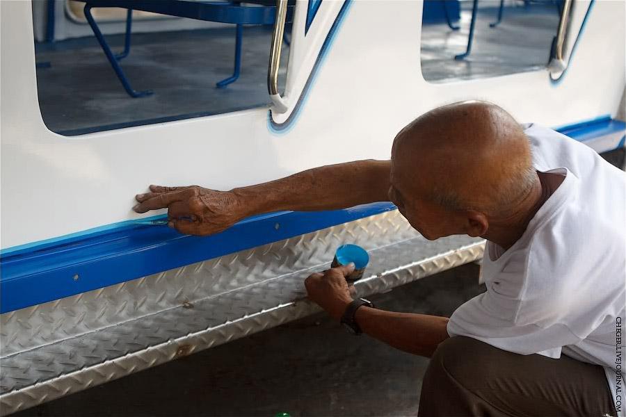 Как делают джипни на Филиппинах