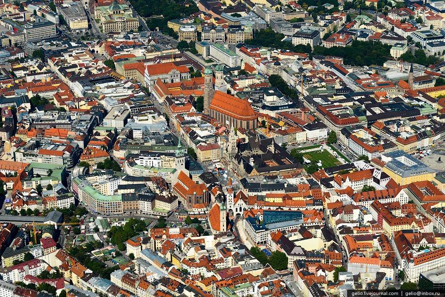Знаменитая пивная Хофбройхаус (Hofbräuhaus)