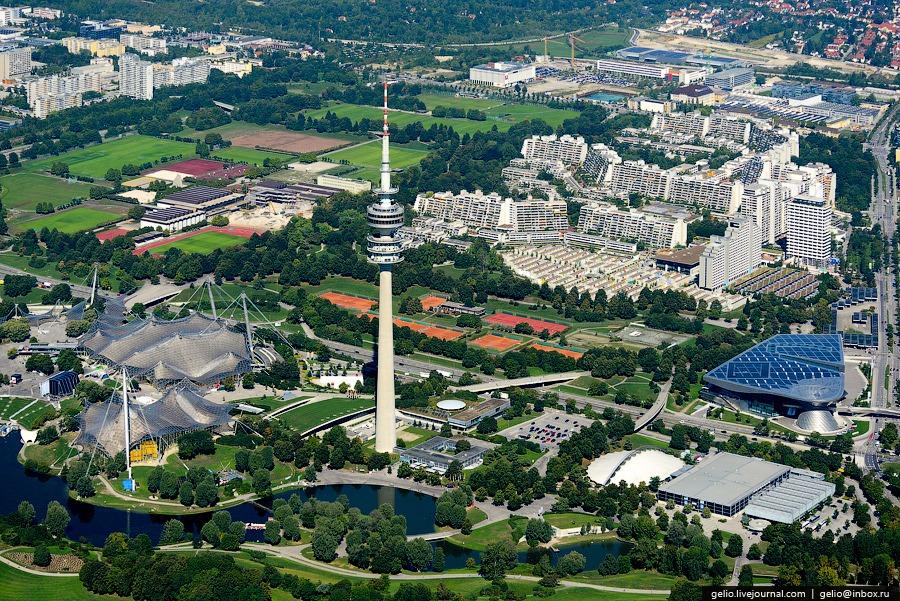 В 1972 году в Мюнхене проводились XX летние Олимпийские игры