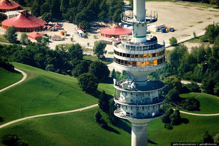 Олимпийская башня (Олимпиатурм)