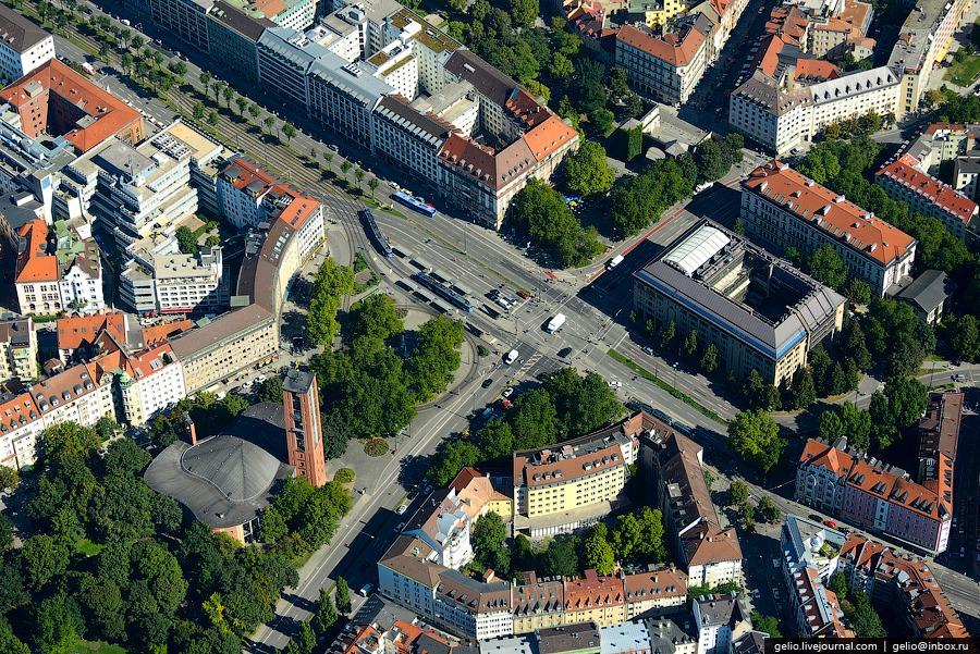 Зендлингер Тор Плац (Sendlinger Tor Platz)
