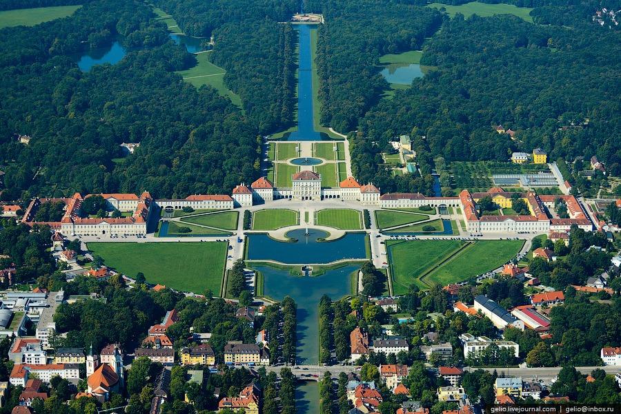 Замок Нимфенбург