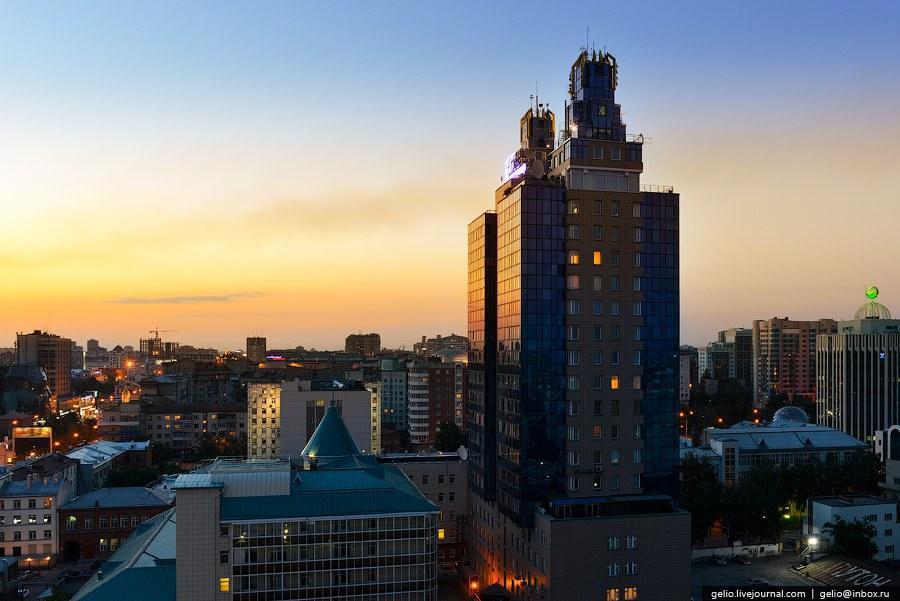 """""""Бэтмен"""" - все еще самое высокое здание Новосибирска"""