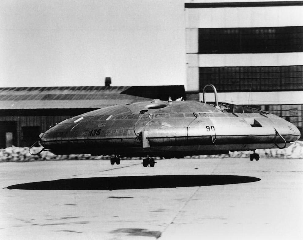 VZ-9-AV Avrocar