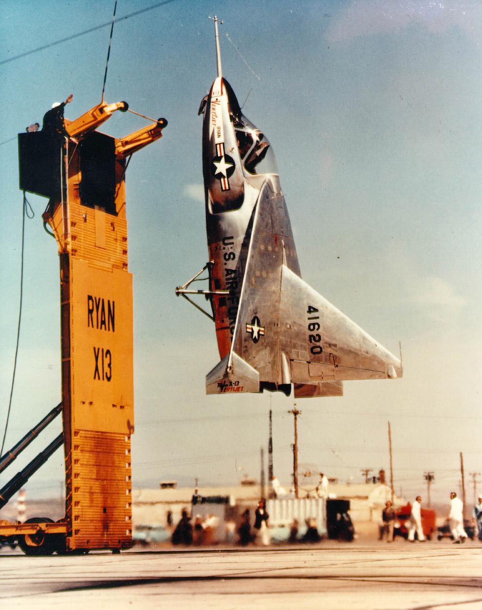 Ryan X-13A-RY Vertijet