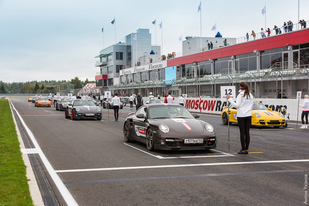Фестиваль Porsche 2013