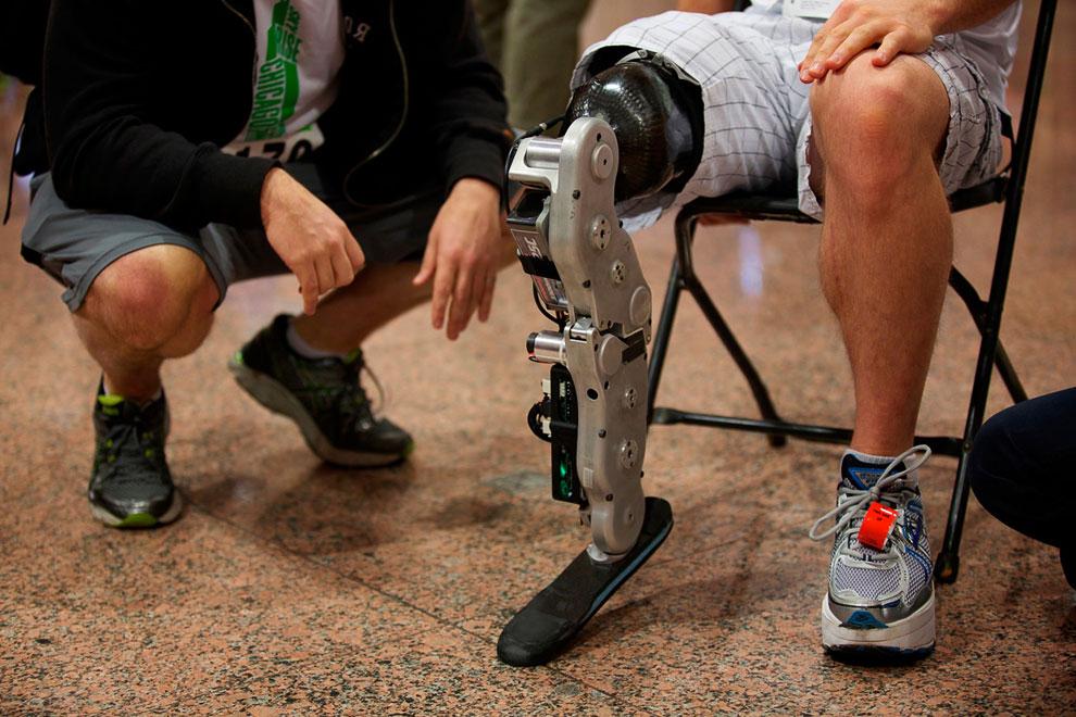 Это новое поколение роботизированных протезов