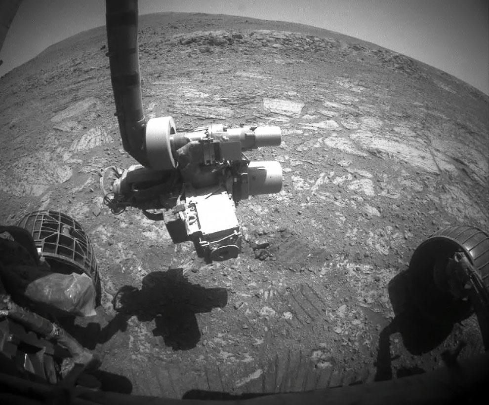 «Оппортьюнити» — второй марсоход космического агентства НАСА