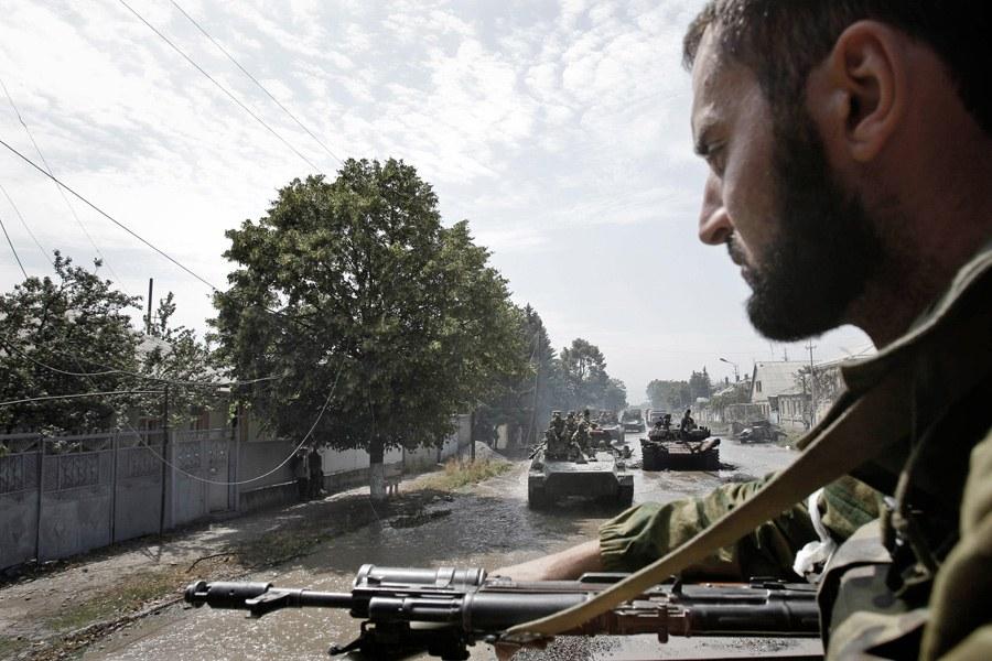 Российско-грузинский военный конфликт 2008 года
