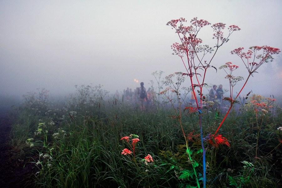 Пустые холмы — российский ежегодный некоммерческий музыкальный фестиваль, проходящий на открытом воздухе в Калужской и Смоленской областях