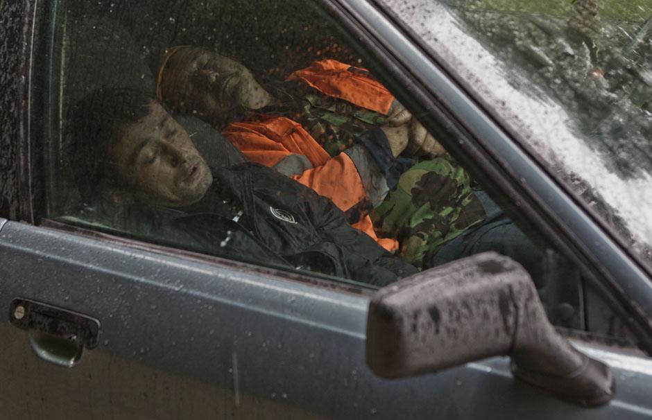 Трудовые мигранты в Красной Поляне