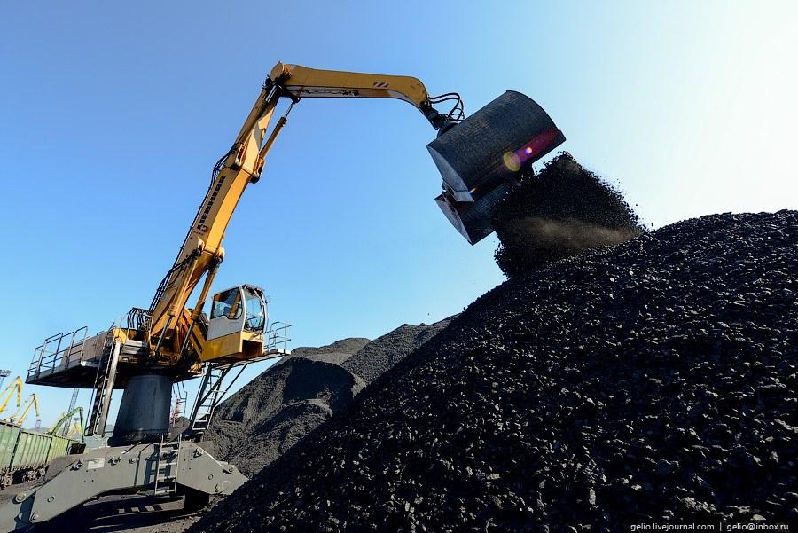 Угольные терминалы