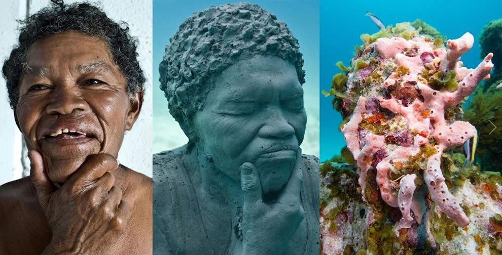 Проект «Безмолвная эволюция» создавался с реальных людей