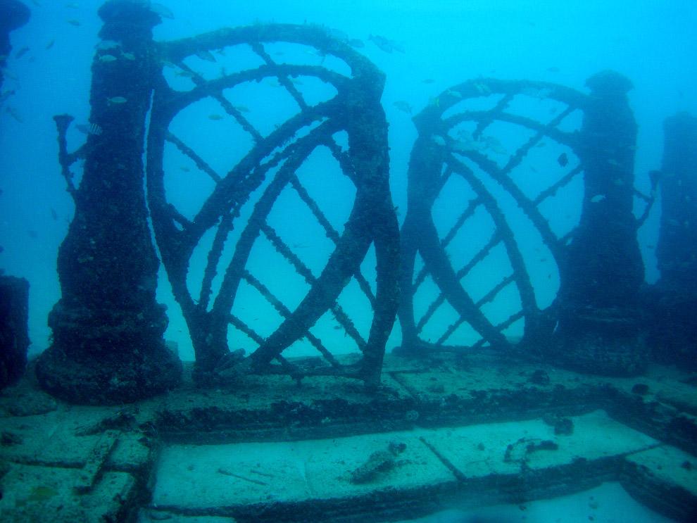 Ворота Мемориал Нептуна в Майми