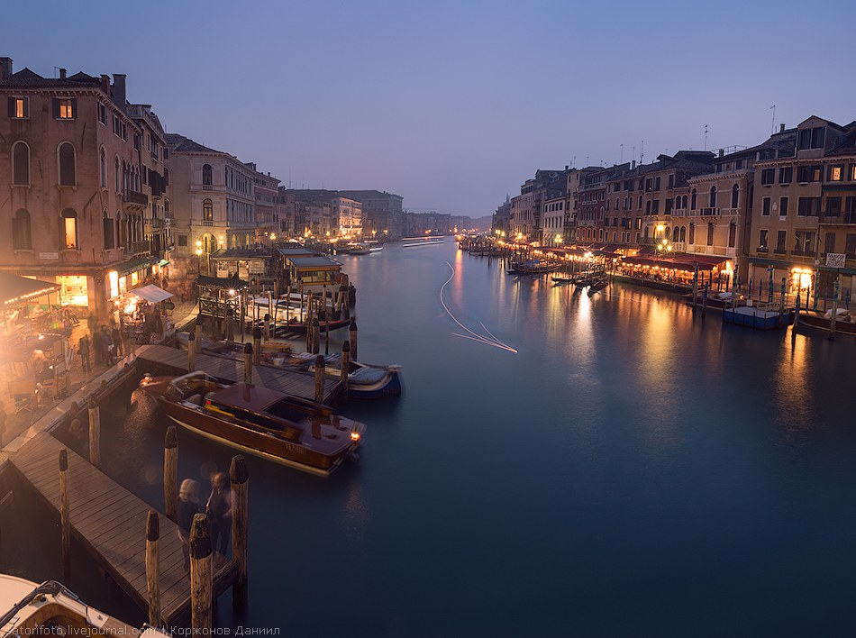 Один день в Венеции