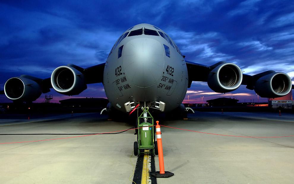 Боинг C-17 «Глоубмастер» III