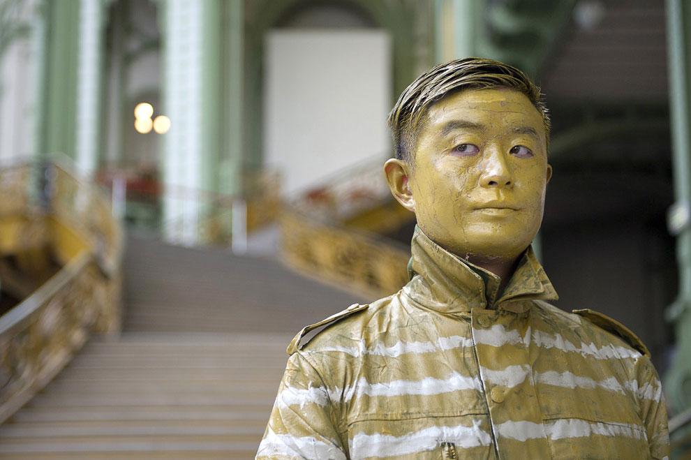 Лю Болин (Liu Bolin)