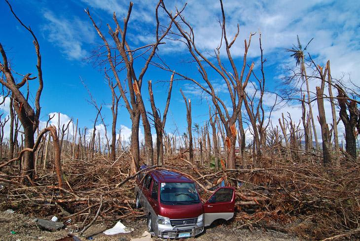 Тайфун на Филиппинах: неделю спустя