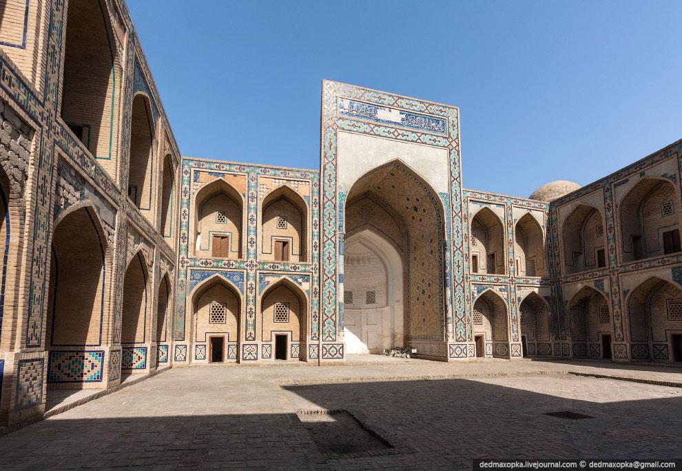 Путешествие по Узбекистану и Таджикистану