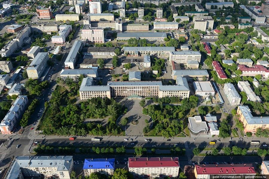 Алтайский государственный технический университет им. И. И. Ползунова