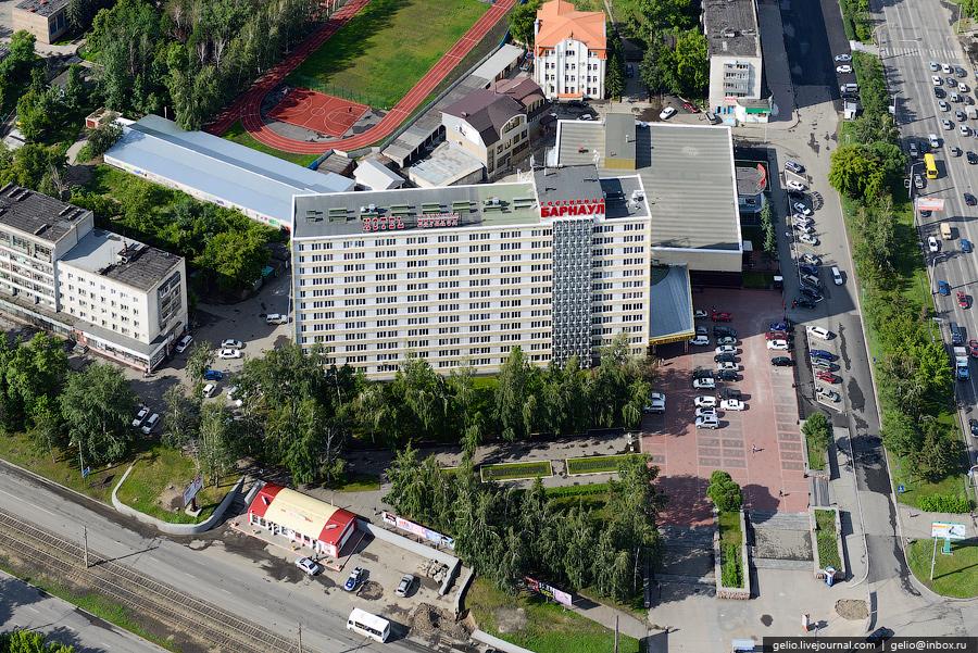 Гостиница «Барнаул»
