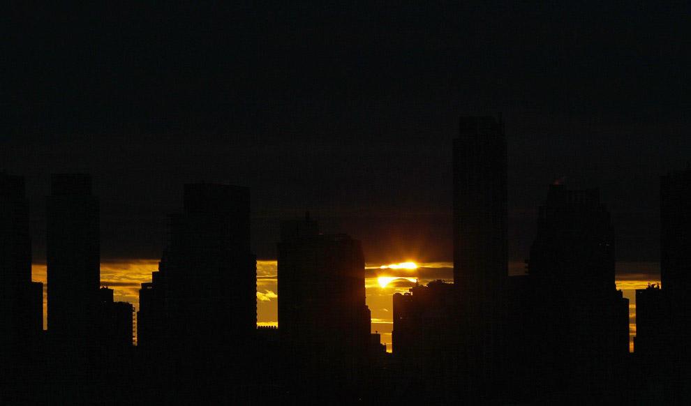 Затмение на Манхеттене