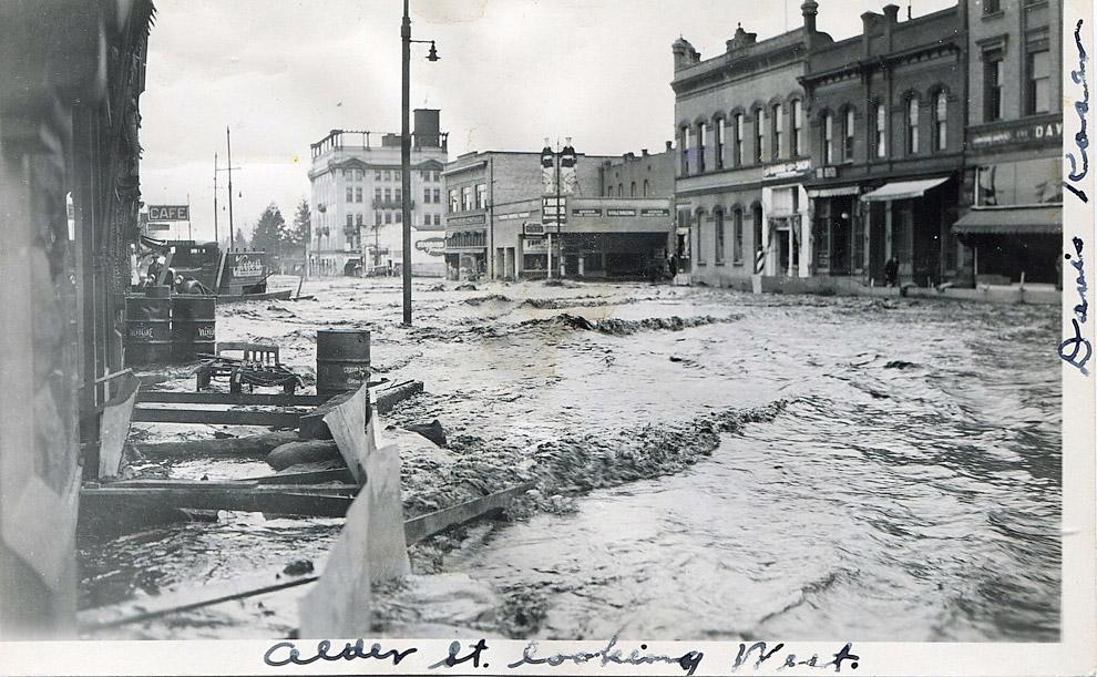 Наводнение в Китае, 1931 год