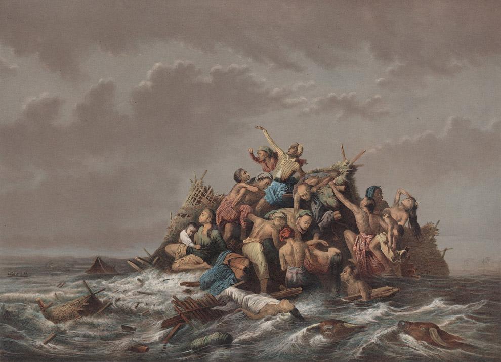 Наводнение Святого Феликса, 1530 год