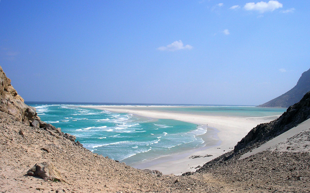 Путешествие на остров Сокотра