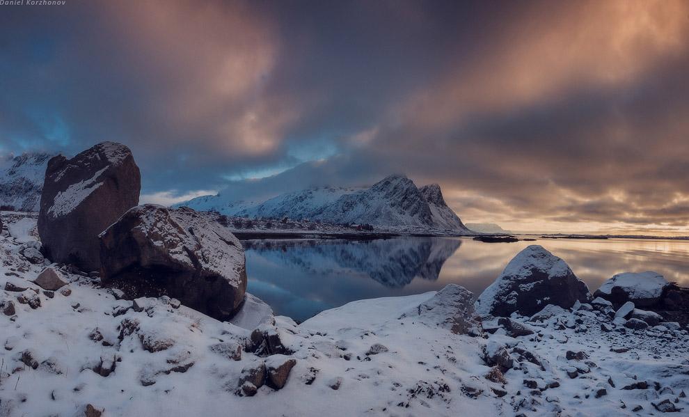 Хрустальный дракон. Зима на Лофотенах