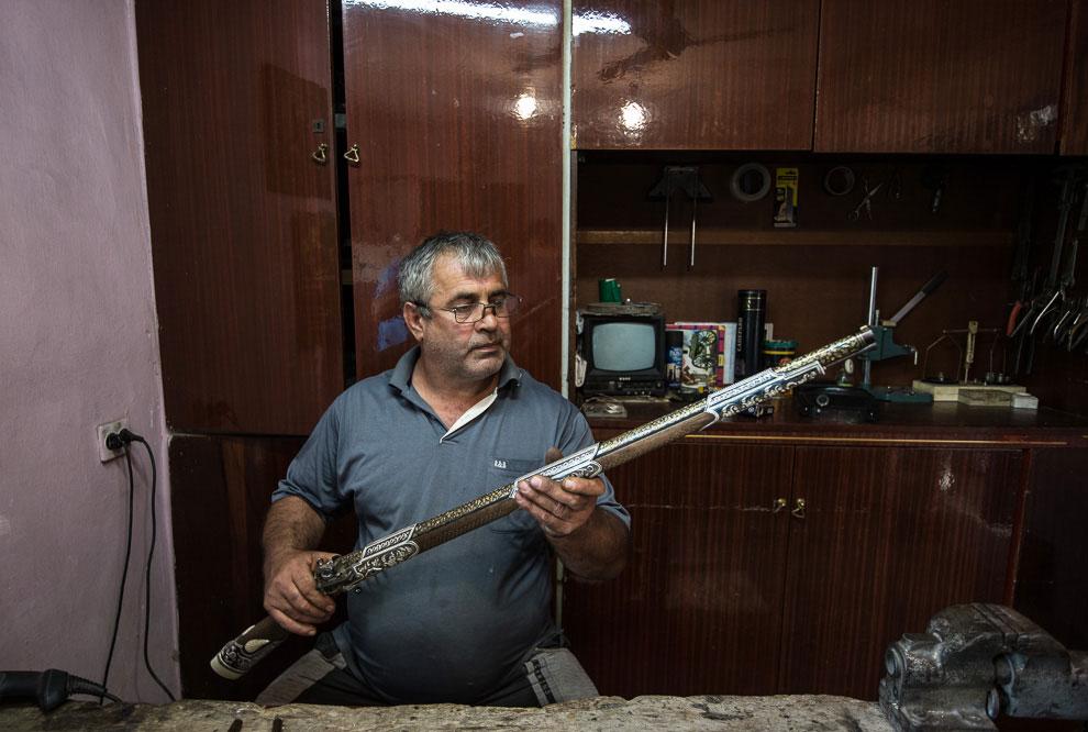 Оружейные мастера Дагестана