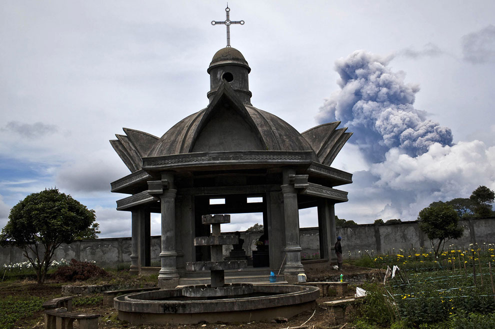 Вулкан Синабунг