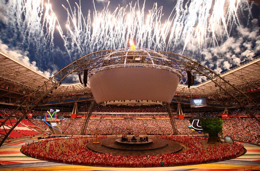 17 июля 2013 на церемонии закрытия XXVII Всемирной летней Универсиады 2013 в Казани выступил премьер-министр России Дмитрий Медведев