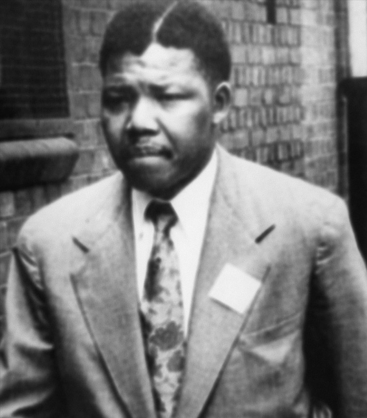 Нельсон Мандела (1918—2013)