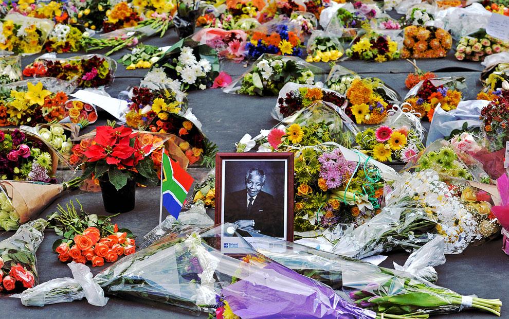Цветы от скорбящих, Йоханнесбург