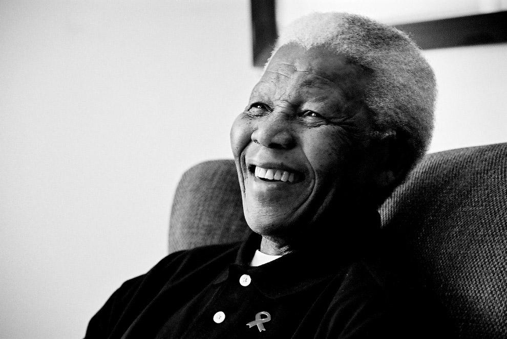 Экс-президент ЮАР Нельсон Мандела скончался в возрасте 95 лет. Обаятельный мировой лидер с безупречной репутацией