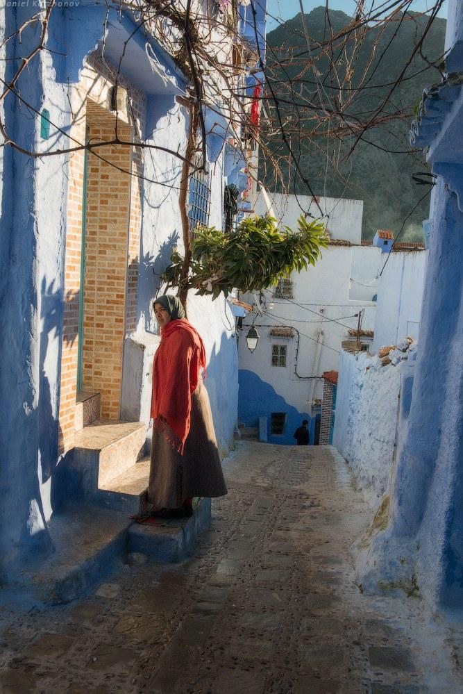 Большое путешествие по Марокко: город-облако Шефшауэн