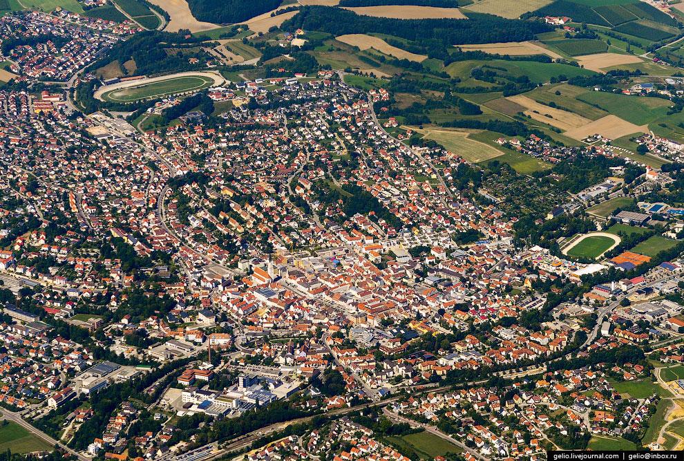Пфаффенхофен-на-Ильме (Германия)
