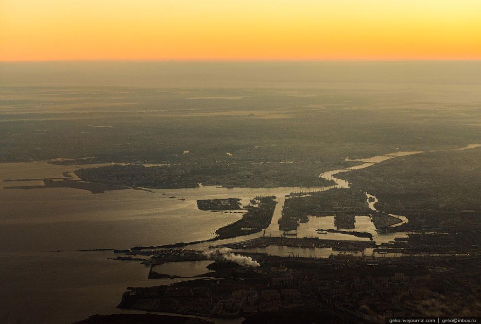 Порт в Санкт-Петербурге