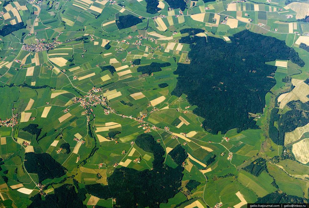 Баварские деревни