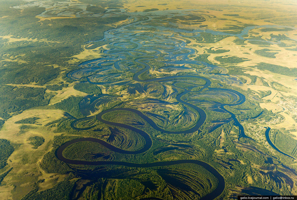 Река в Амурской области