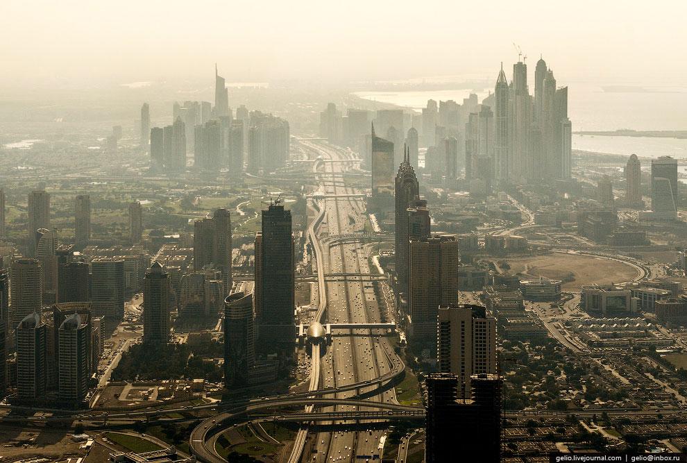 Шоссе Шейха Зайда (Sheikh Zayed Road)
