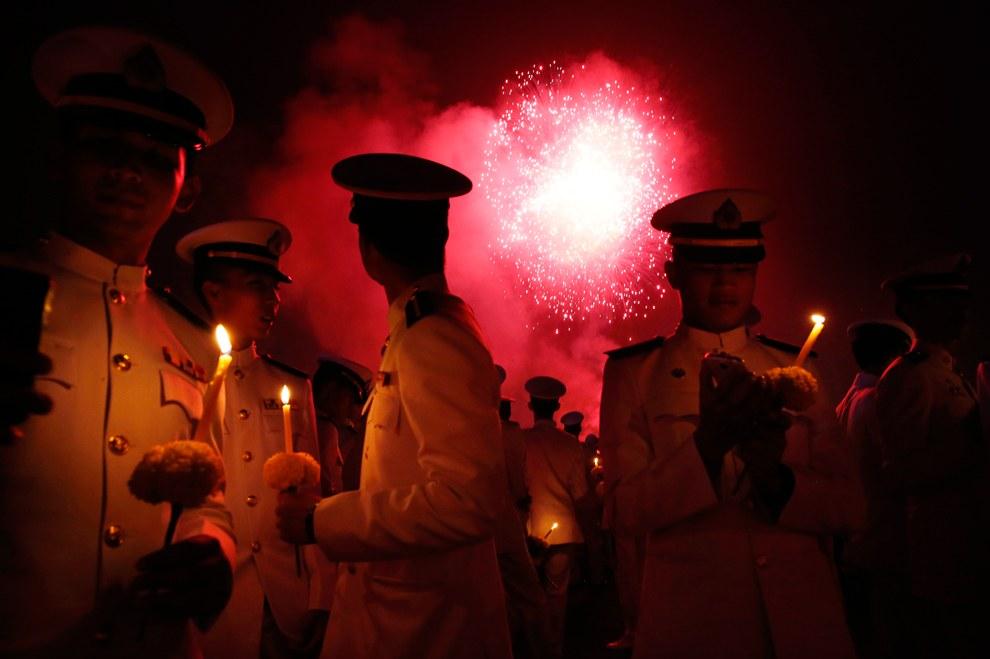 5 декабря в Таиланде всей страной отмечали день рождения его Величества Короля Рамы IX