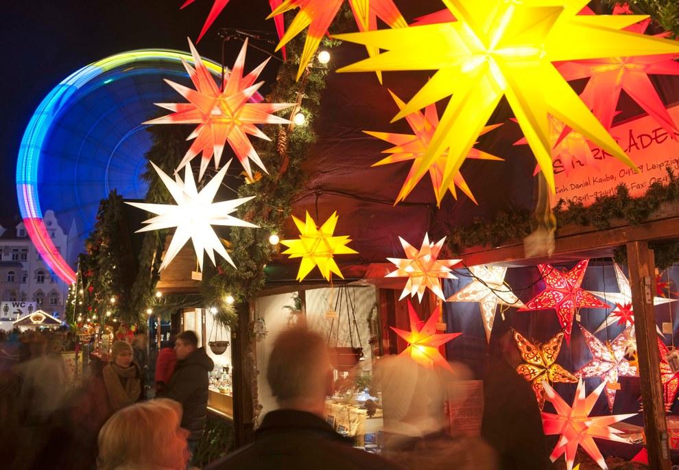 Рождественский рынок в Эрфурте является одним из самых красивых Рождественских базаров во всей Германии, по мнению критиков